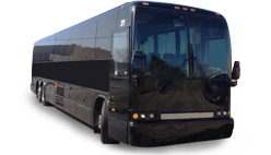 LUXURY COACH BUS: