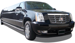 CADILLAC ESCALADE STRETCH LIMOUSINE: