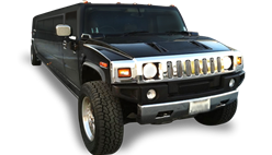 HUMMER STRETCH LIMOUSINE: